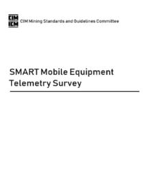 CIM SMART Mobile Equipment Telemetry Survey