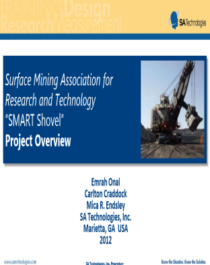 SMART Shovel Project Overview Cover
