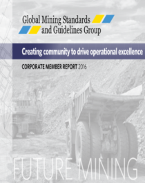 GMG Corporate Member Report August 2016