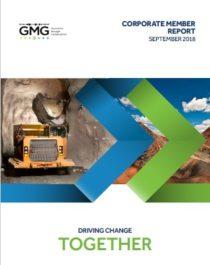 GMG Corporate Member Report September 2018