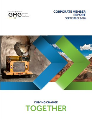 GMG Corporate Member Report September 2018
