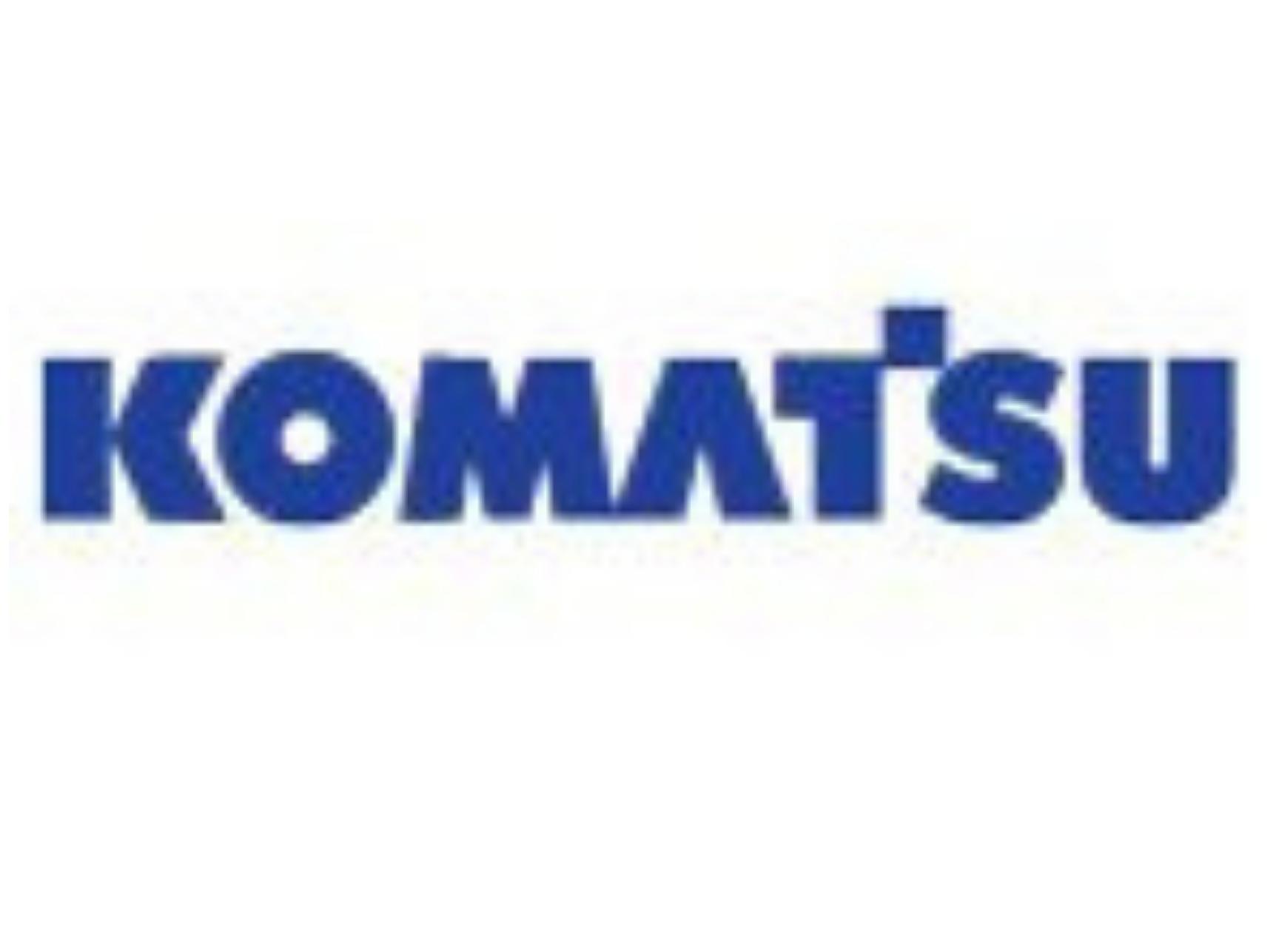 GMG Member Komatsu