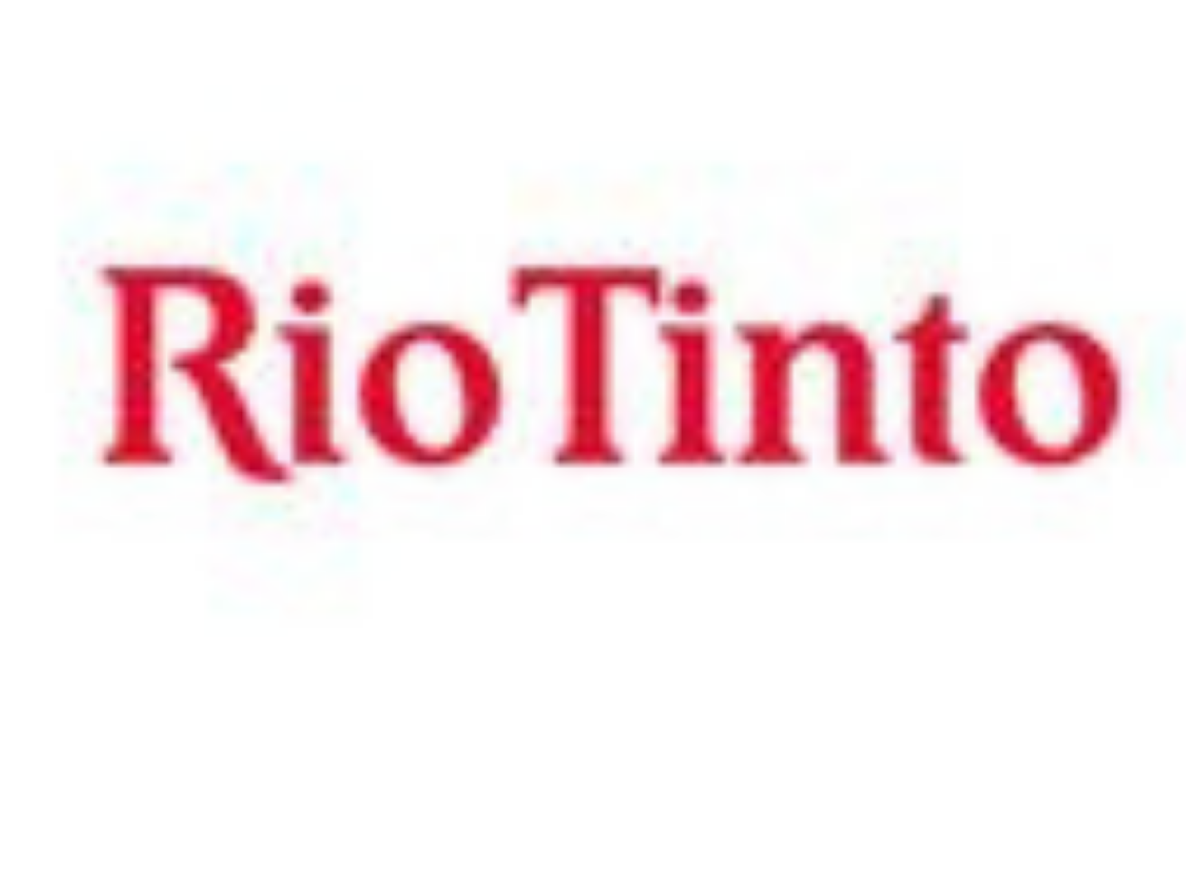 GMG Member RioTinto