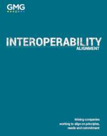 GMG Interoperability Alignment Report Cover