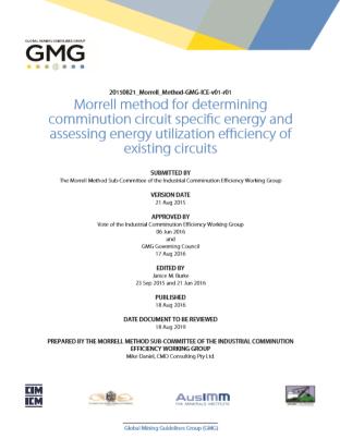 GMG Guideline Morrell
