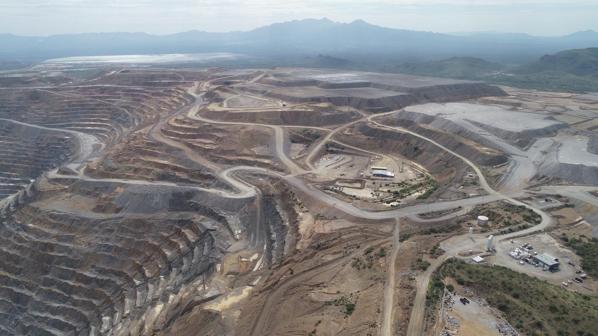 Freeport-McMoRan's Sierrita Mine