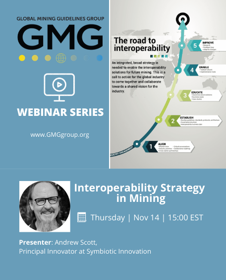 GMG Interoperability Strategy Webinar