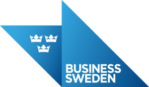 Business Sweden logo